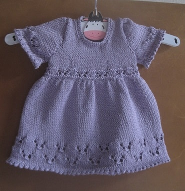 Baby Butterfly Dress