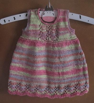 Baby Marguerite Dress
